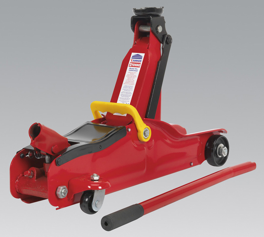 Clarke strong arm 2.25 tonne low entry trolley jack with sockets ctj2250lp smoke alarm types