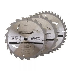 Circular Blades And Accessories