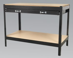 Workbench with Drawer 1.2mtr