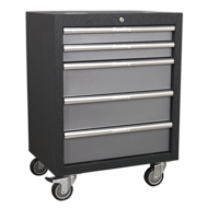 Sealey- Modular 5 Drawer Mobile Cabinet 650mm
