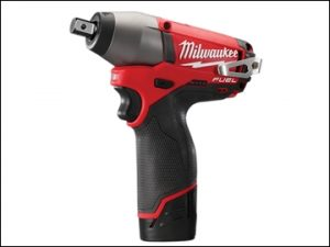 Milwaukee-  M12 CIW12-202C Fuel™ Compact 1/2in Impact Wrench 12 Volt 2 x 2.0Ah Li-Ion